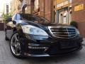 090 Mercedes W221 S65l Amg черный аренда с водителем - Київ 2
