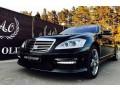 090 Mercedes W221 S65l Amg черный аренда с водителем - Київ 0