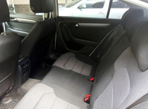 143 Volkswagen Passat B7 белый аренда с водителем - Київ 3