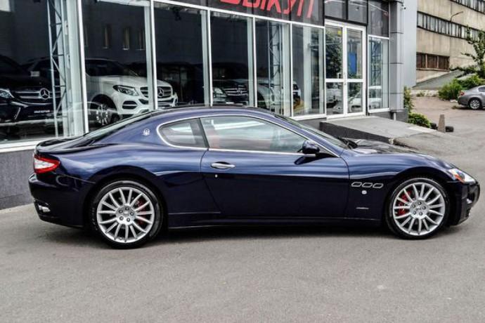 097 Maserati Granturismo аренда с водителем - Київ 6
