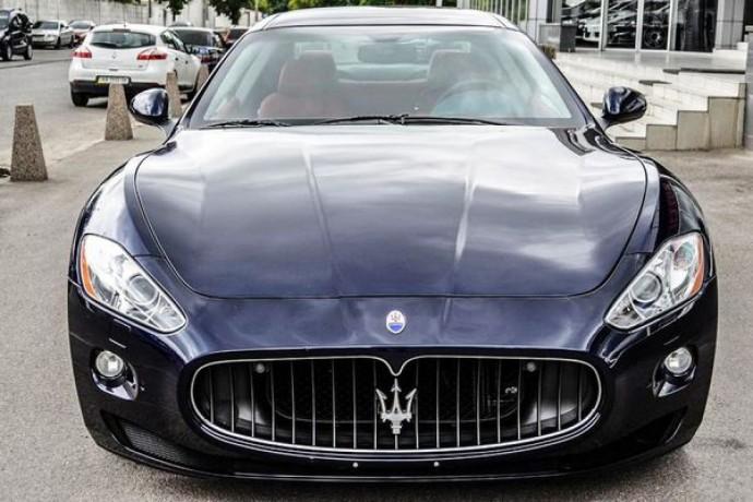 097 Maserati Granturismo аренда с водителем - Київ 3