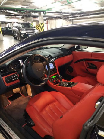 097 Maserati Granturismo аренда с водителем - Київ 8
