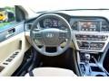 172 Hyundai Sonata черная аренда с водителем - Київ 4