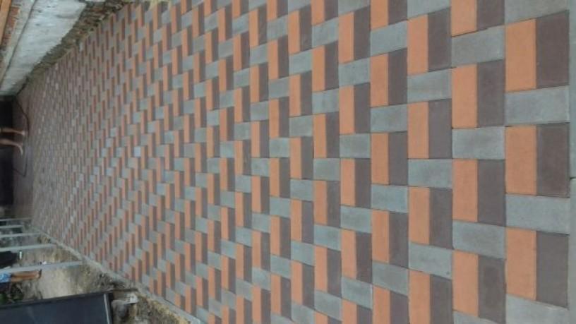 Тротуарная плитка, брусчатка - Чернігів 1