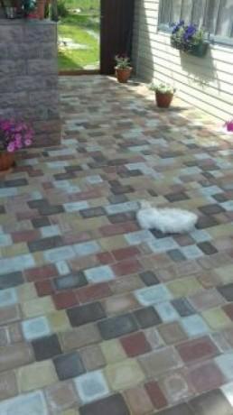 Тротуарная плитка, брусчатка - Чернігів 0