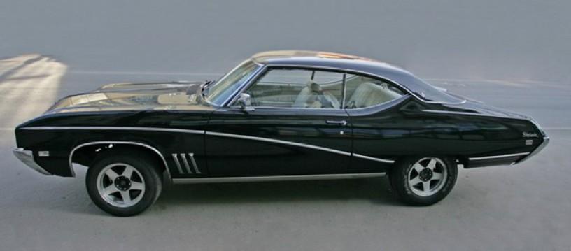 212 ретро автомобиль Buick Skylark Custom аренда с водителем - Київ 1