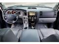 237 внедорожник Toyota Sequoia серебристая аренда с водителем - Київ 5