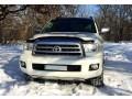 238 внедорожник Toyota Sequoia белая аренда с водителем - Київ 2
