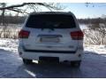 238 внедорожник Toyota Sequoia белая аренда с водителем - Київ 3