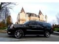 246 внедорожник Cadillac Escalade черный аренда с водителем - Київ 1