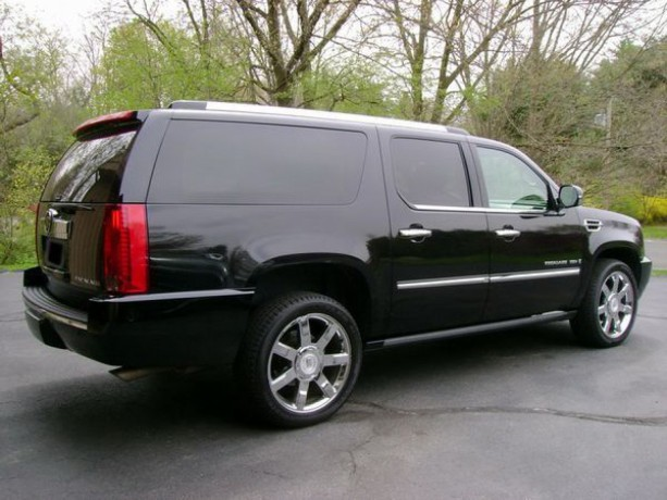 246 внедорожник Cadillac Escalade черный аренда с водителем - Київ 4