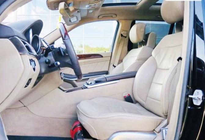 253 внедорожник Mercedes Gl500 Amg аренда с водителем - Київ 2