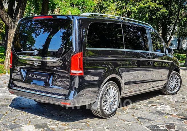 274 микроавтобус Mercedes V класс аренда с водителем - Київ 4