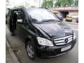 288 микроавтобус Mercedes Viano на прокат с водителем - Київ 1