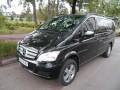 288 микроавтобус Mercedes Viano на прокат с водителем - Київ 0