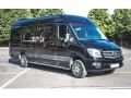 181 микроавтобус Mercedes Sprinter черный Vip класса аренда с водителем - Київ 2