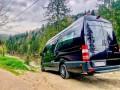 181 микроавтобус Mercedes Sprinter черный Vip класса аренда с водителем - Київ 5