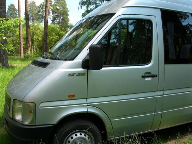 297 микроавтобус Volksvagen Lt28 прокат с водителем - Київ 4