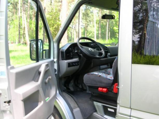 297 микроавтобус Volksvagen Lt28 прокат с водителем - Київ 6