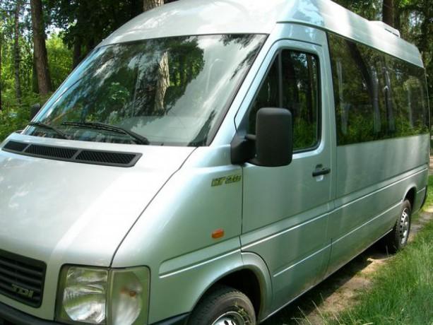297 микроавтобус Volksvagen Lt28 прокат с водителем - Київ 0