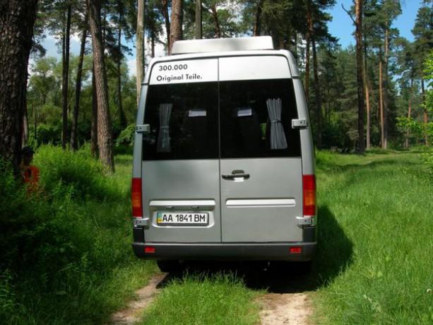 297 микроавтобус Volksvagen Lt28 прокат с водителем - Київ 7