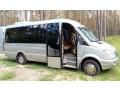 304 микроавтобус Mercedes Sprinter Vip серебро прокат с водителем - Київ 1