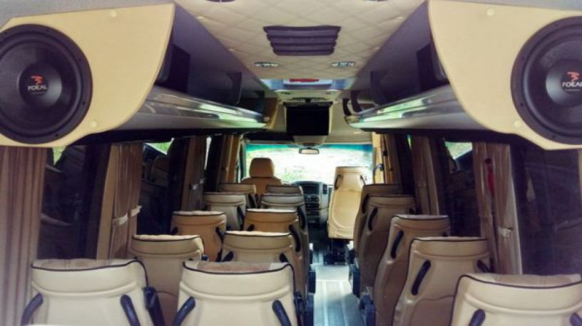 304 микроавтобус Mercedes Sprinter Vip серебро прокат с водителем - Київ 5