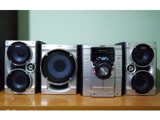 Описание Sony MHC-RG475 - Київ