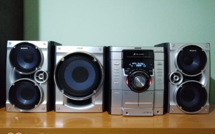 Описание Sony MHC-RG475 - Київ 0