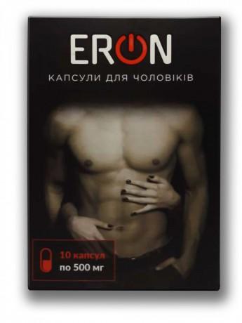 Мощный усилитель потенции — натуральный препарат Эрон - Дніпро 2