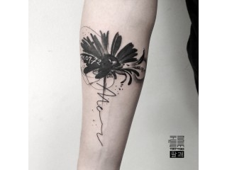 [Trigram tattoo] Тату / татуировка / tattoo - Київ