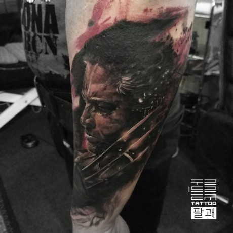 [Trigram tattoo] Тату / татуировка / tattoo - Київ 4