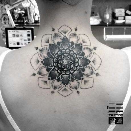 [Trigram tattoo] Тату / татуировка / tattoo - Київ 2