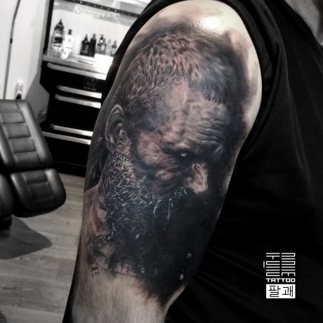 [Trigram tattoo] Тату / татуировка / tattoo - Київ 5
