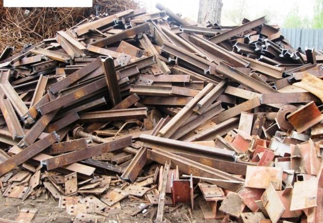 Закупаем стальную стружку и металлолом - Полтава 1