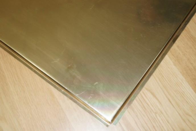 Алюминиевый подвесной потолок, зеркальный потолок,металлический потолок, кассетный Албес, Гайпель, Армстронг, Украина - Київ 4