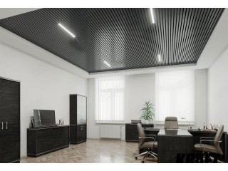 Реечный потолок, кубический реечный потолок,рейка кубическая. - Київ