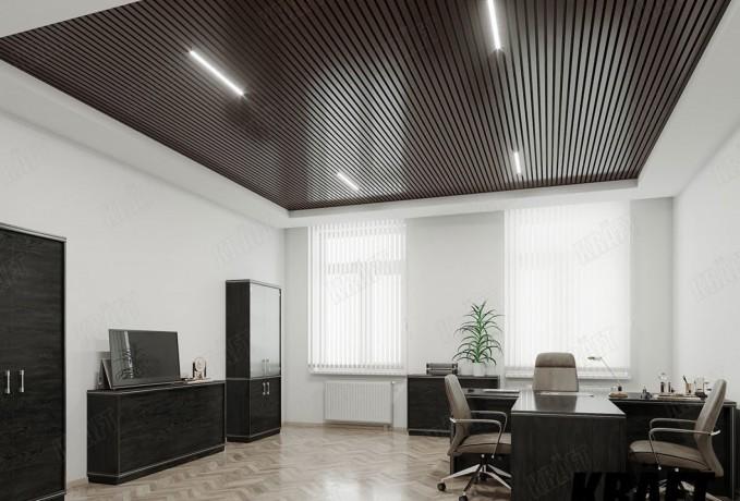Реечный потолок, кубический реечный потолок,рейка кубическая. - Київ 1