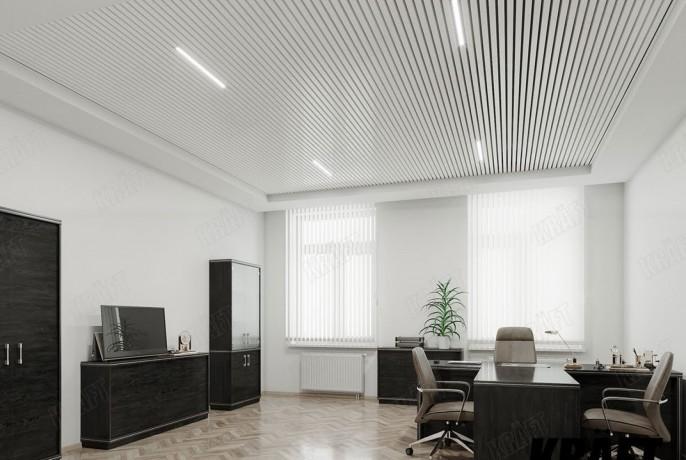 Реечный потолок, кубический реечный потолок,рейка кубическая. - Київ 2
