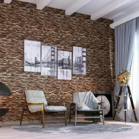 Самоклеющиеся 3D панели для стен НОВИНКА - Дніпро 0