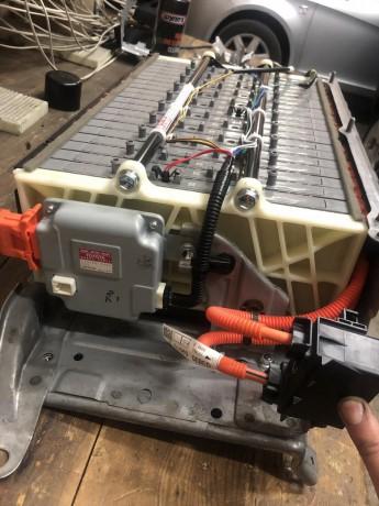 Высоковольтная батарея элементы ячейки ВВБ Toyota Lexus - Київ 2
