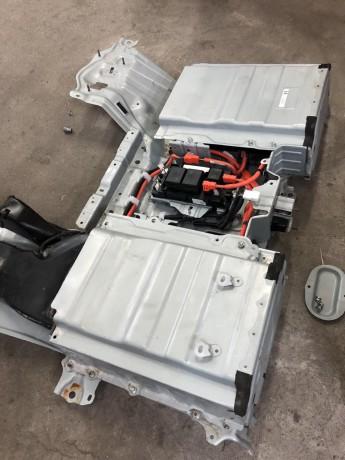 Высоковольтная батарея элементы ячейки ВВБ Toyota Lexus - Київ 0