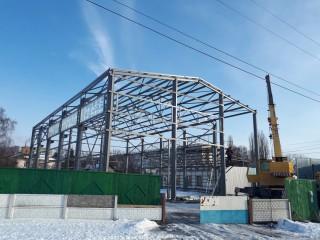 Изготовление и Монтаж металоконструкций БМЗ - Тернопіль