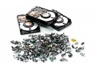 Уничтожение жестких дисков - Київ