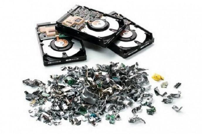 Уничтожение жестких дисков - Київ 0