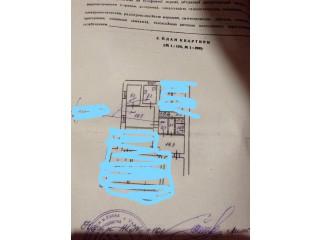 Без комісії продаю дві кімнати і кухню в комуналці - Київ