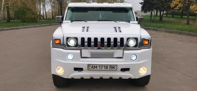 Лімузин Hummer H-2 для вашого весілля - Ужгород 4