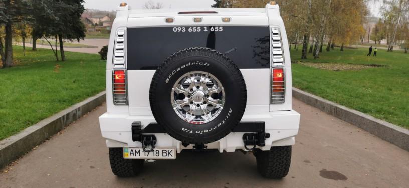 Лімузин Hummer H-2 для вашого весілля - Ужгород 2