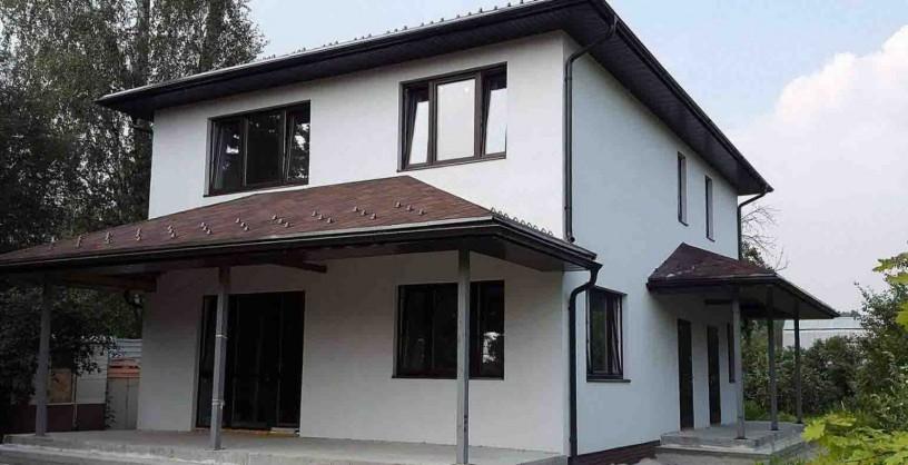 Строительство домов из газобетона - Днепр 1