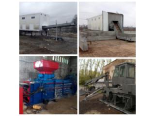 Виготовлення сортувальних ліній  для переробки  ТПВ - Калуш